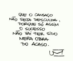 frase, português, and sucesso image