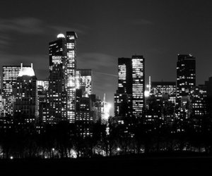 b&w, cities, and black and white image