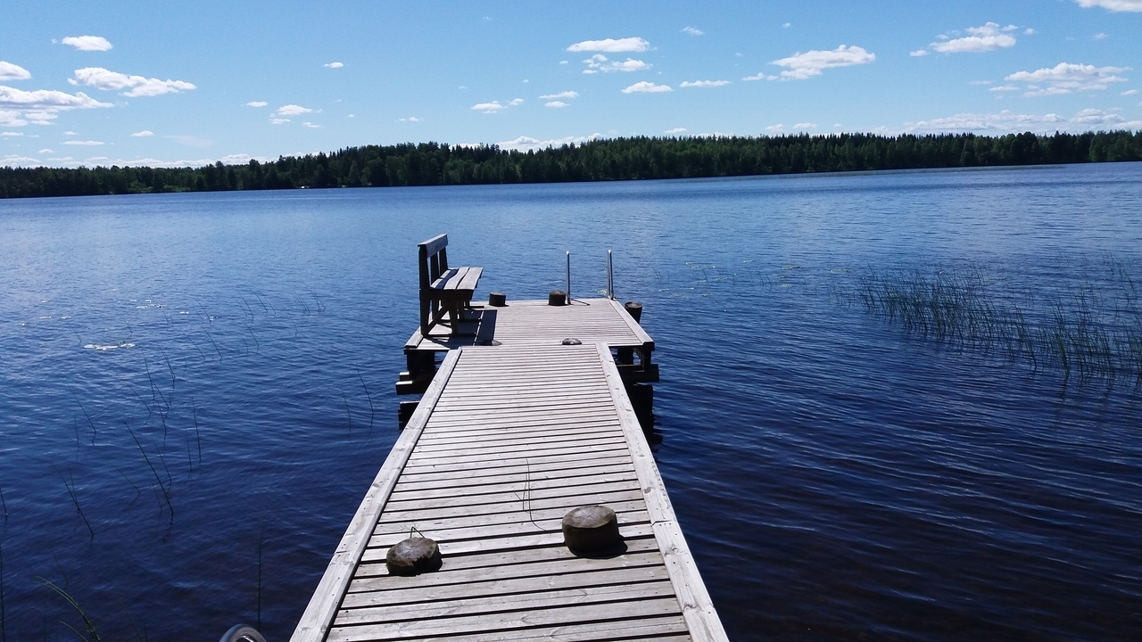 finland, nature, and summer image