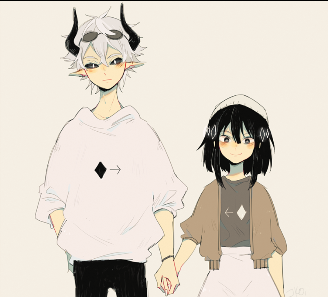 Etihw X Kcalb Shared By Little Effy On