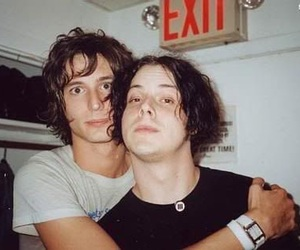 jack white, nick valensi, and the strokes image