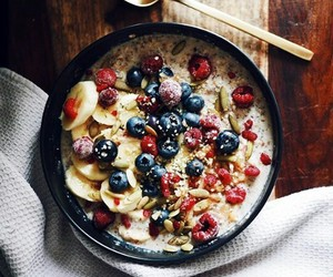 breakfast, delicious, and diet image