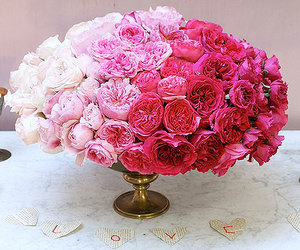 beauty, bouquet, and peony image