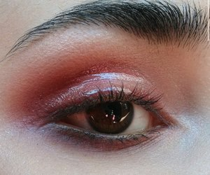 aesthetic, eyes, and make up image