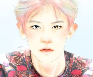 colorful, exo, and fanart image