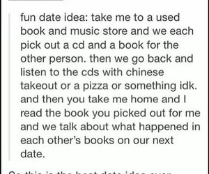 date, fun, and music image