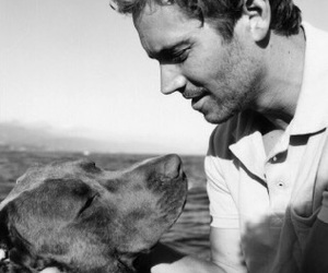 paul walker, rip, and dog image