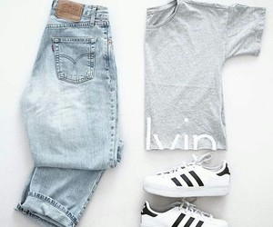 outfit, adidas, and Calvin Klein image