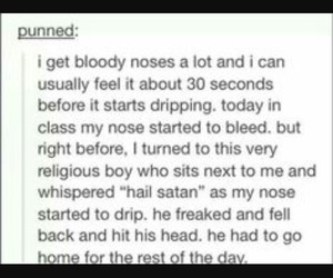 class, funny, and religious image