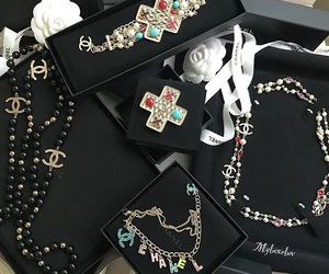bracelet, chanel, and expensive image