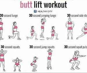 body, gym, and health image