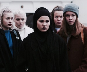 skam, sana, and chris image