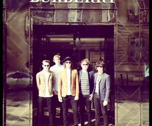 Burberry, men, and one night only image