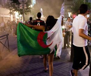 Algeria and algerienne image