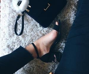 black, fashion, and Zara image