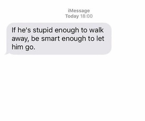 breakup, him, and quotes image