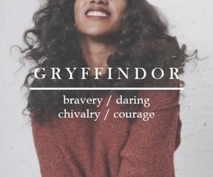 gryffindor, hogwarts, and Houses image
