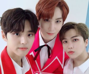 kino, hongseok, and yuto image