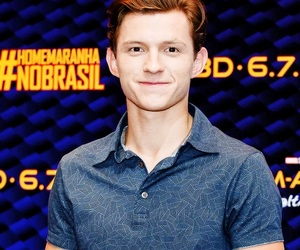 tom holland, Marvel, and actor image
