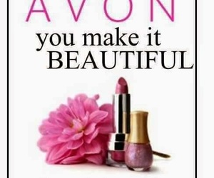 avon, fashion, and makeup image