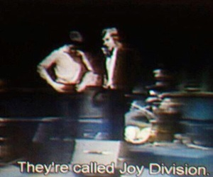joy division, ian curtis, and grunge image
