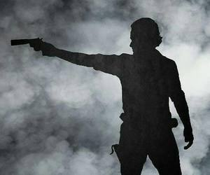 wallpaper, the walking dead, and rick grimes image