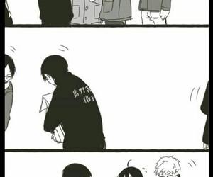 haikyuu!!, kageyama tobio, and tsukishima kei image
