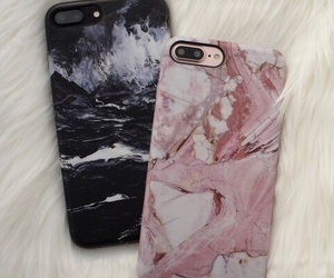 artsy, iphone case, and black image
