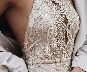 chic, dressy, and gold image