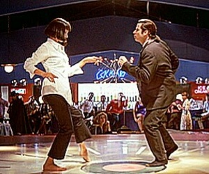 dance and pulp fiction image