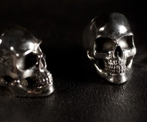 mens fashion, ring, and rock & roll image