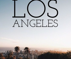 california, easel, and los angeles image