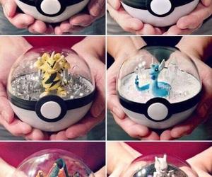 pokemon and pokeball image