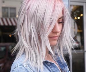 alternative, fashion, and long hair image