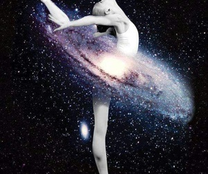 galaxy, dance, and ballet image