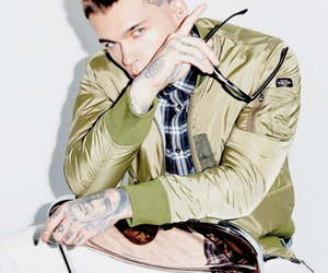Tattoos, stephen james, and boys image