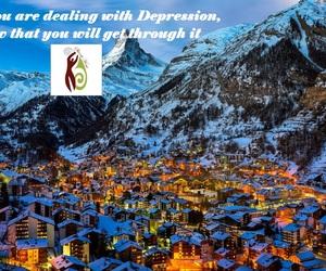 depression, mental illness, and psychiatrist image
