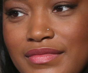 earring, nose ring, and piercing image