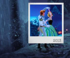 anna, princess, and dance image