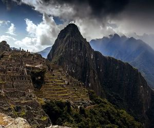 mystery, peru, and travel image