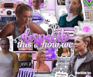 Betty, riverdale, and despacito image
