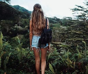 nature, style, and summer image