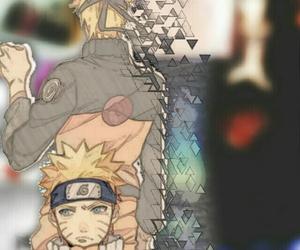 anime, naruto, and wallpaper image