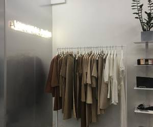 brown, fashion, and kfashion image