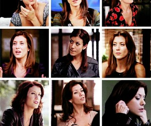hair, addison montgomery, and private practice image