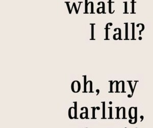 darling, quote, and spruch image