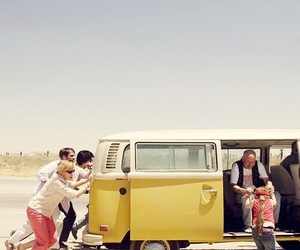 little miss sunshine, movie, and family image