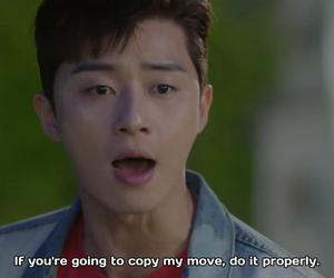 kdrama, park seo joon, and ssam my way image