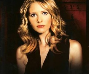 buffy the vampire slayer and buffy summers image