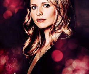 buffy summers and buffy the vampire slayer image